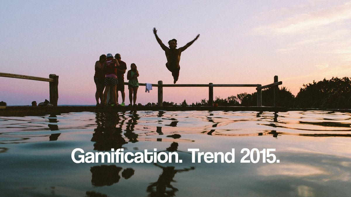 Gamification Trend 2015