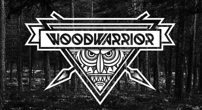 Woodwarrior Font