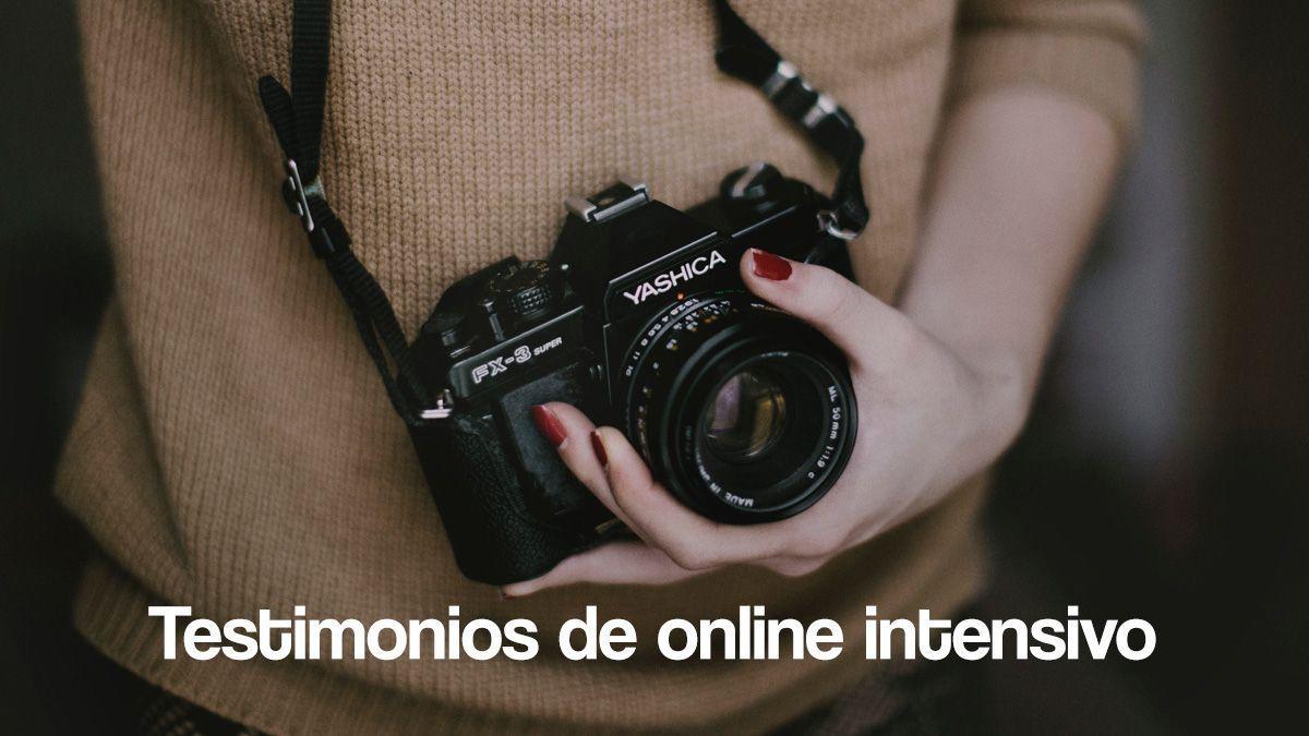 Testimonios de online intensivo