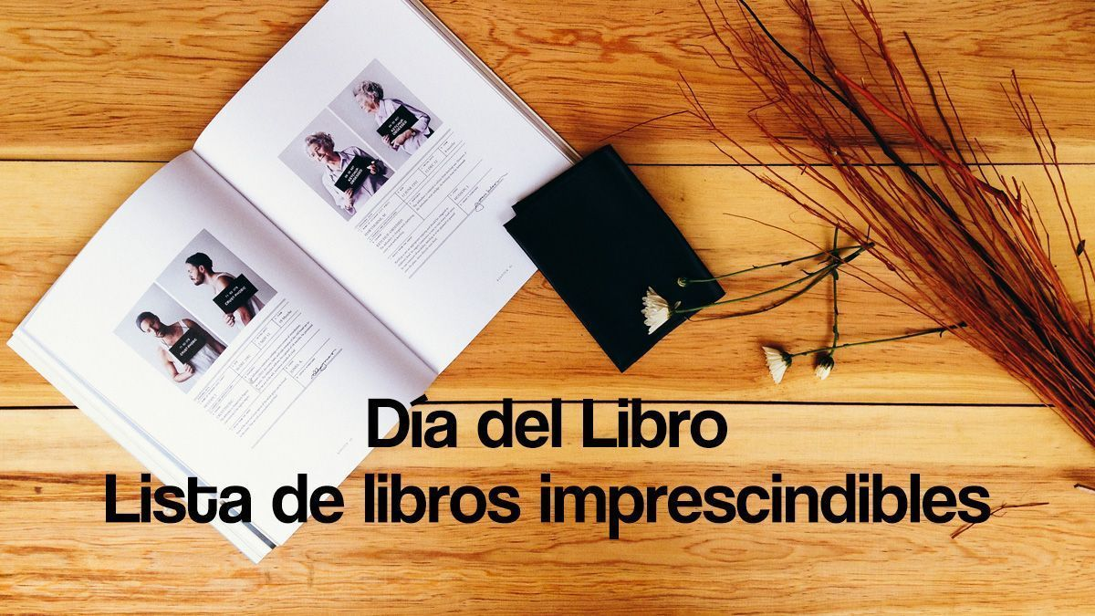 Lista de libros imprescindibles