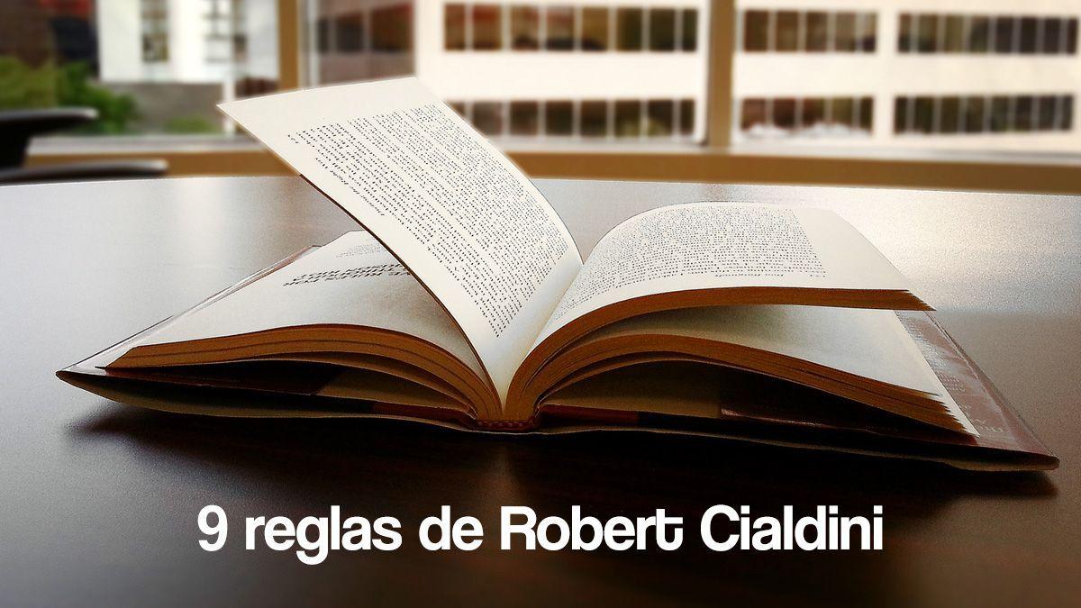 9 reglas de Robert Cialdini