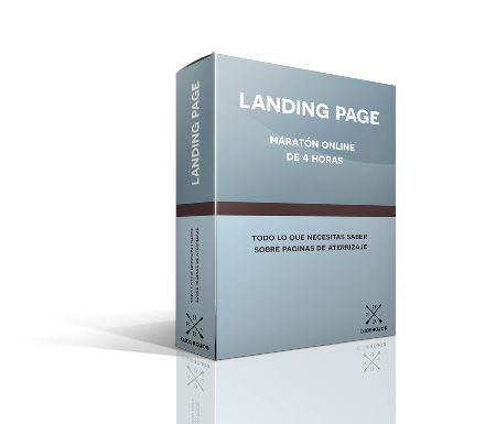 Landing Page para fotografos