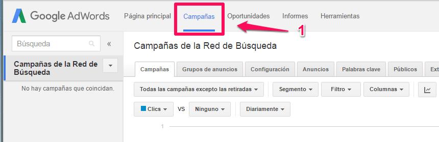 Remarketing en Google Adwords