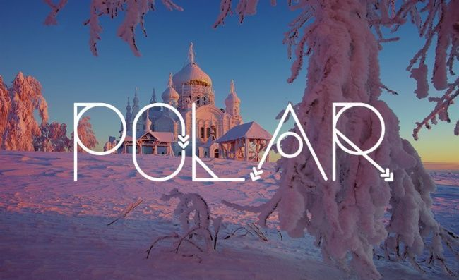 Polar Font