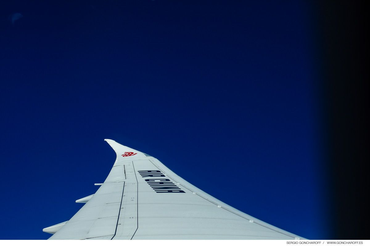 Make Movie & Wedding Brasil. Volar con Air China hasta Sao Paulo