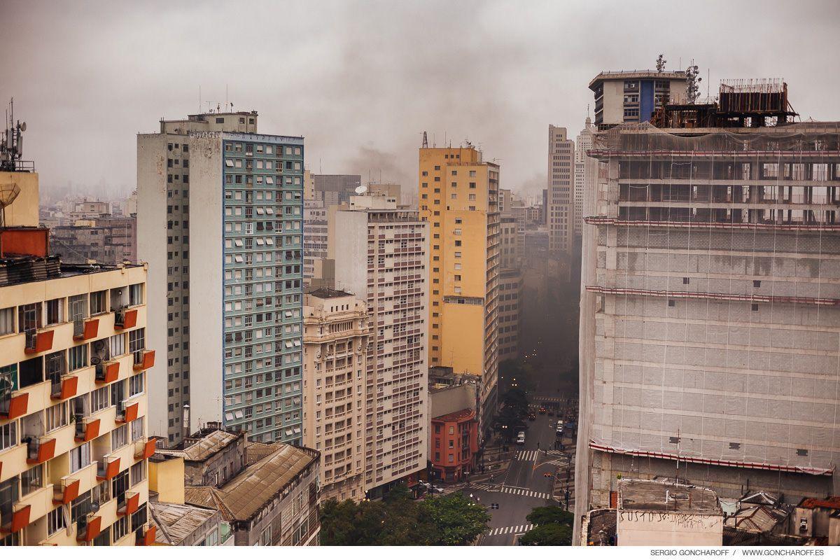 Make Movie & Wedding Brasil. Huelga general en Sao Paulo