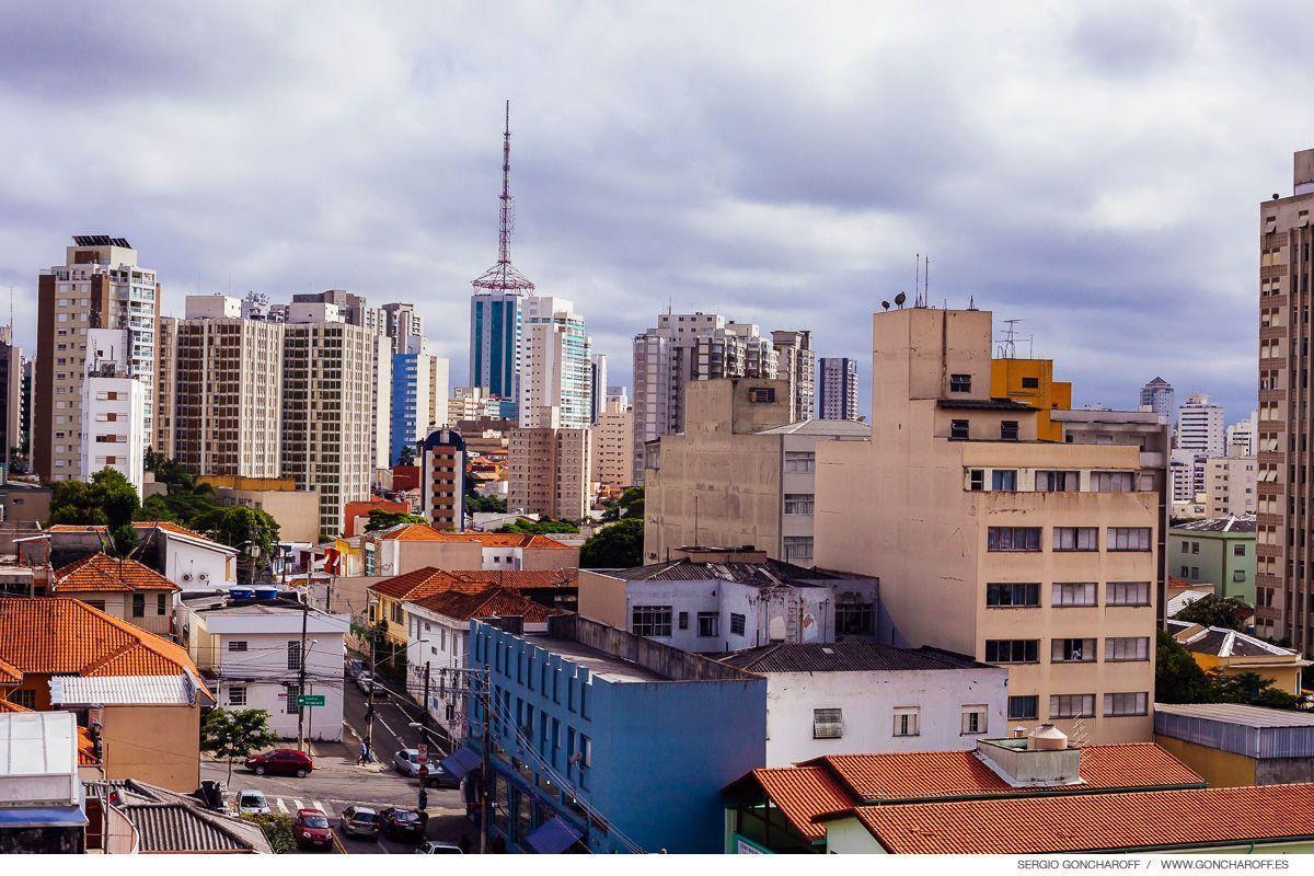 Make Movie & Wedding Brasil. Vistas desde hotel Villa Rosa