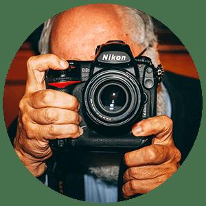 Fotógrafo profesional