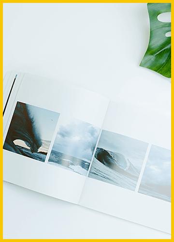 Album de fotos es mejor manera de entregar producto fotografico