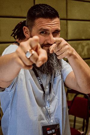 Sergio Goncharoff talleres para fotografos y videografos