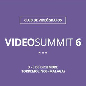 Congreso para videografos