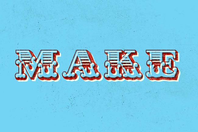 Descargar letras chulas gratis Cast Iron tipografia gratis