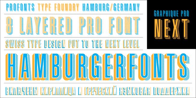 Descargar letras chulas gratis Graphique Pro Next tipografia gratis