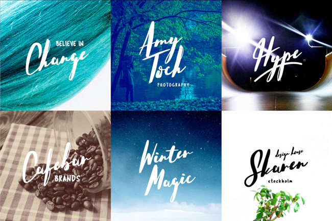 Descargar fuentes gratis Hello Stockholm tipografia gratis
