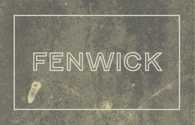 Descargar letras chulas gratis Fenwick tipografia gratis
